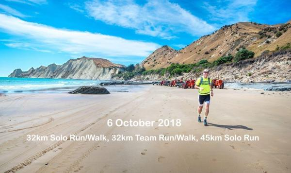 Cape kidnappers Trail RUn2